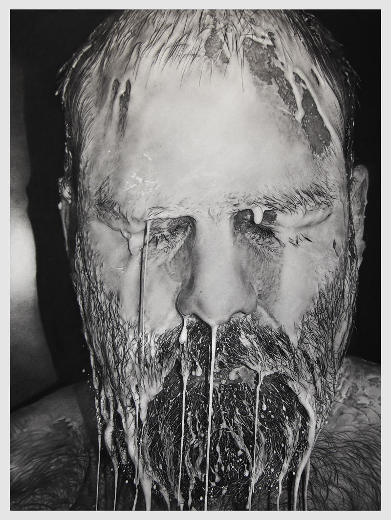 Man with Skullcap
